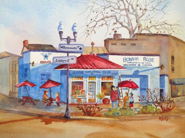Bonnie Blue Bakery